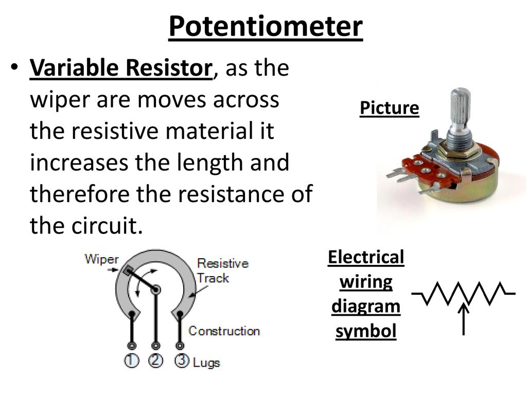 17 Electrical wiring diagram symbol