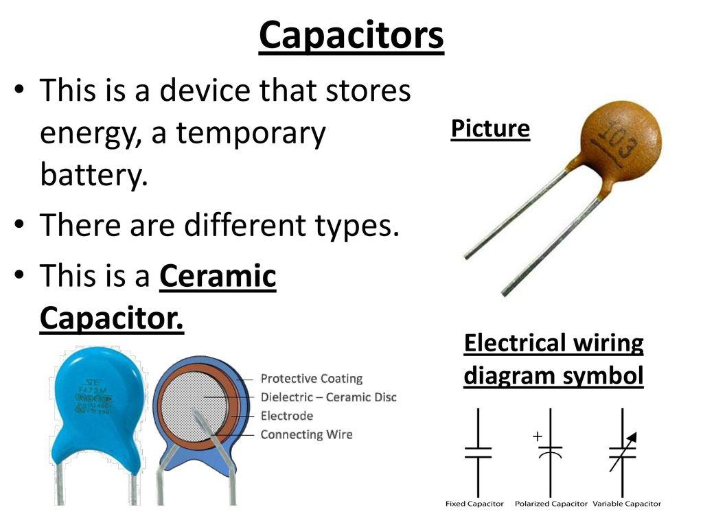 Electronics Part 4 Electrical Components Ppt Download Diagram Symbols Wiring Devices 20 Symbol