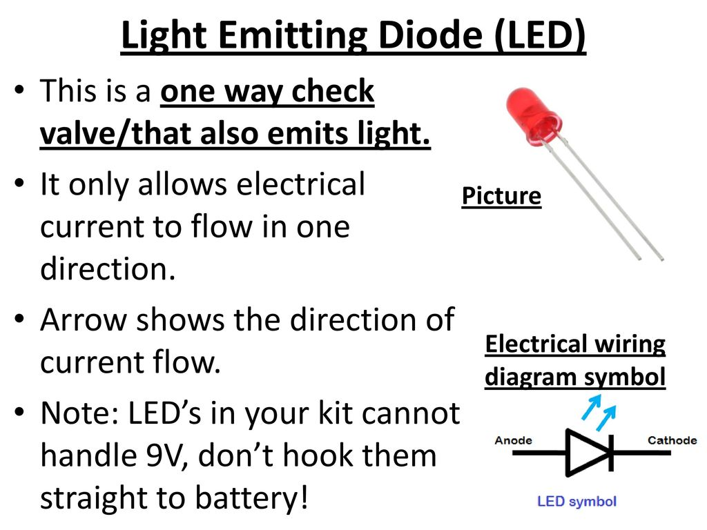 Electronics Part 4 Electrical Components Ppt Download Battery Symbol Circuit Wiring Diagram 23 Light