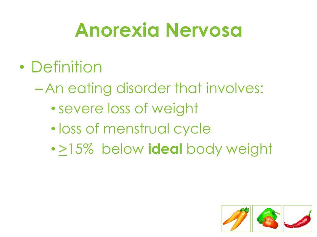 anorexia nervosa bulimia nervosa anorexia-bulimia - ppt download