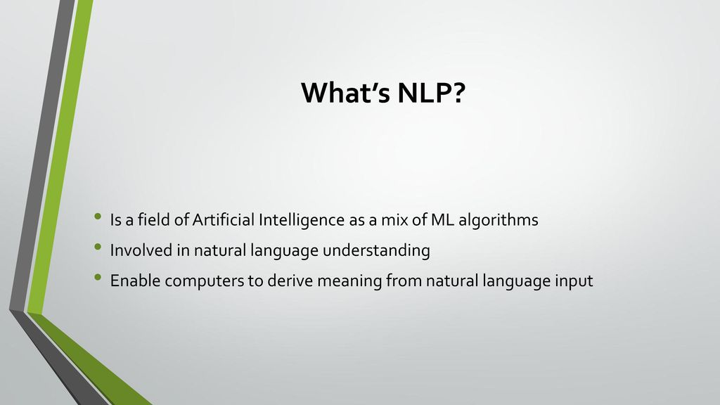Natural Language Processing with Qt - ppt download