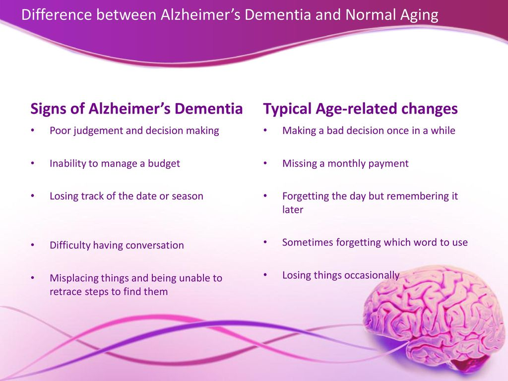 difference between dementia and alzheimer's - HD1024×768