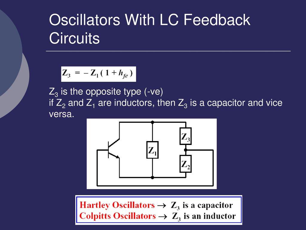 En Rosemizi Bin Abd Rahim Ppt Download Element Oscillator Crystal Circuit Colpitts Oscillators With Lc Feedback Circuits