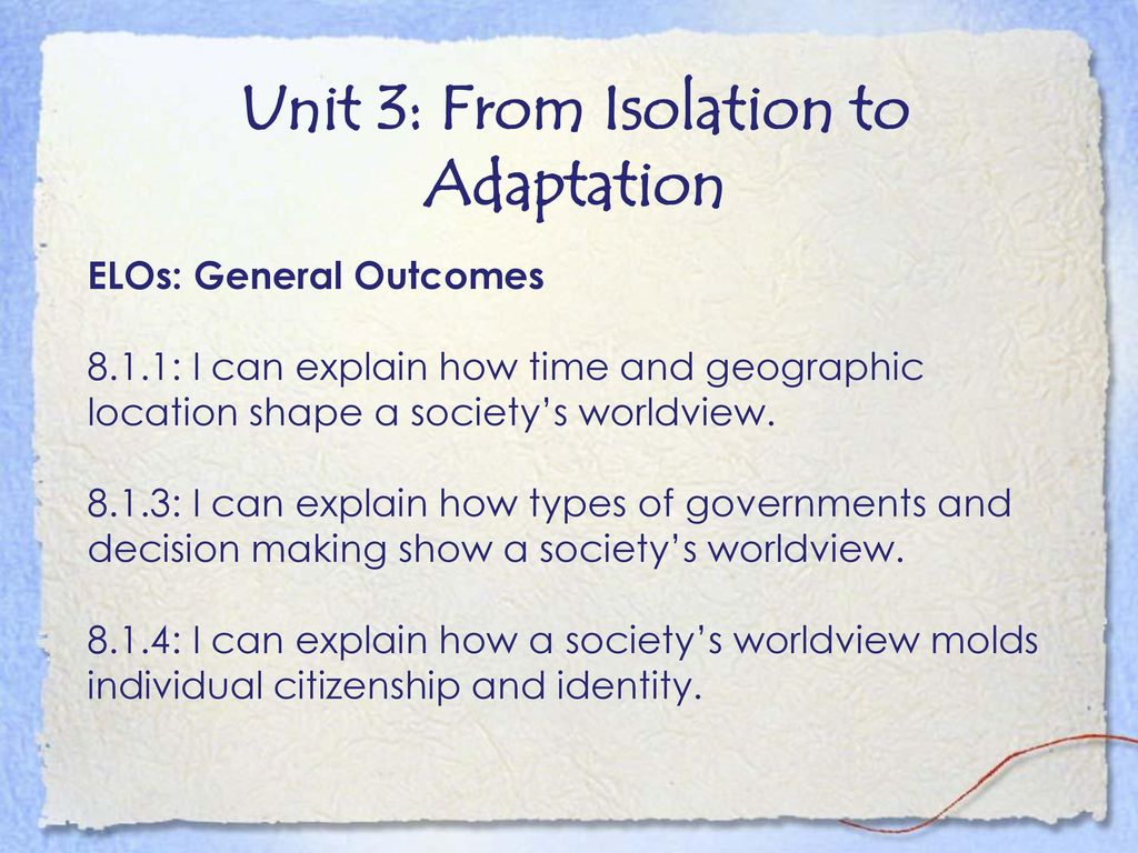 Unit 3: japanfrom isolation to adaptation chapter 1216 chapter