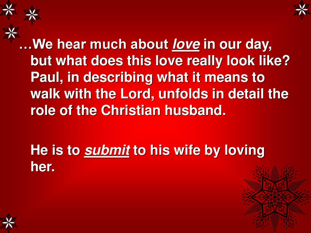 what to look for in a christian husband