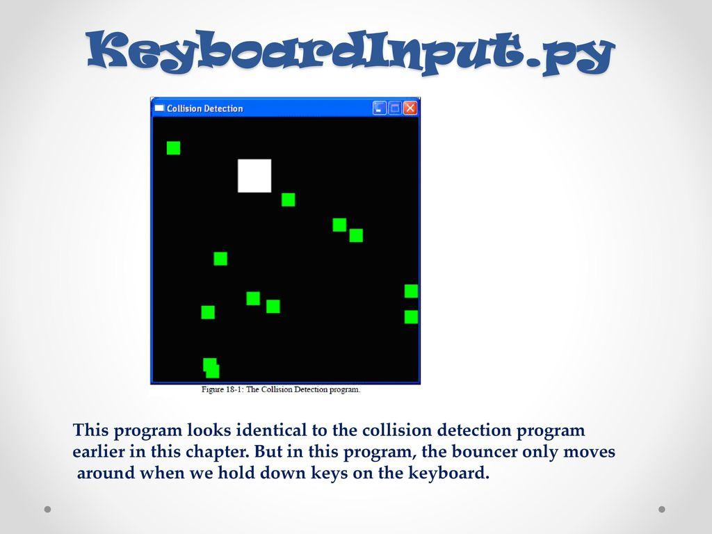 Keyboard Input  - ppt download