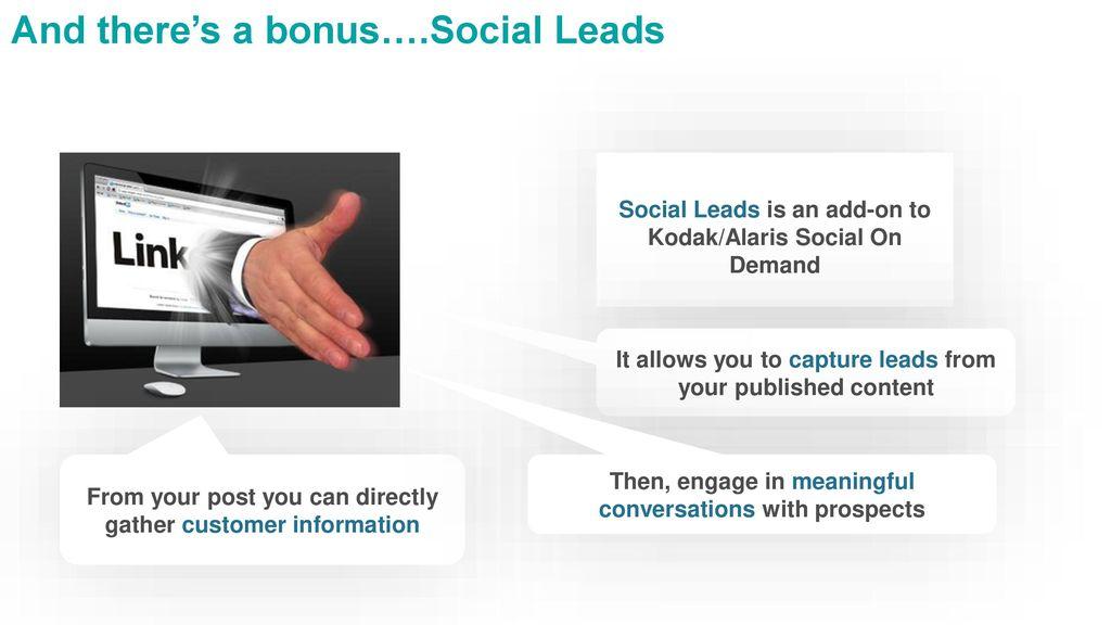 Kodak - Social On Demand - ppt download
