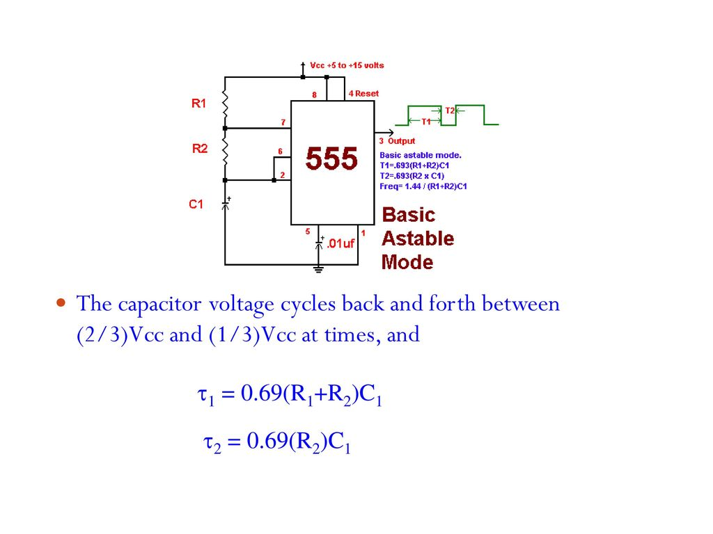 Unit Iv Application Of Special Ics Ppt Download 555 Circuitjpg 23 The