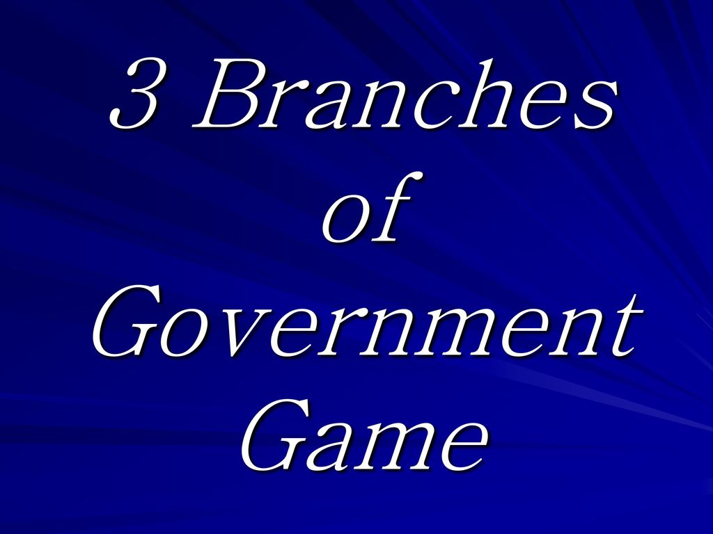 The United States Government Ppt Download