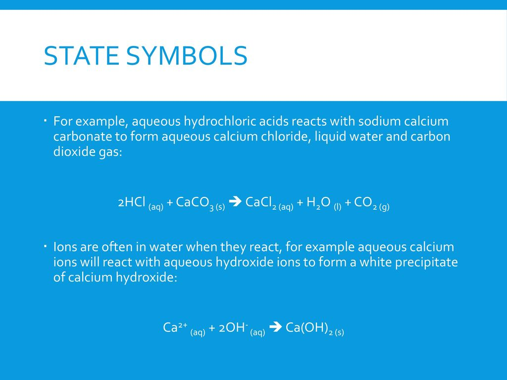 States Of Matter And State Symbols Ppt Download
