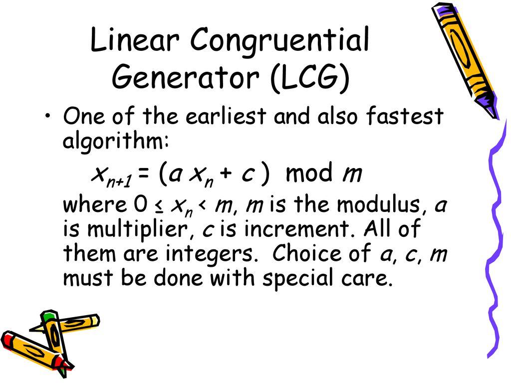 3  Random Number Generator - ppt download