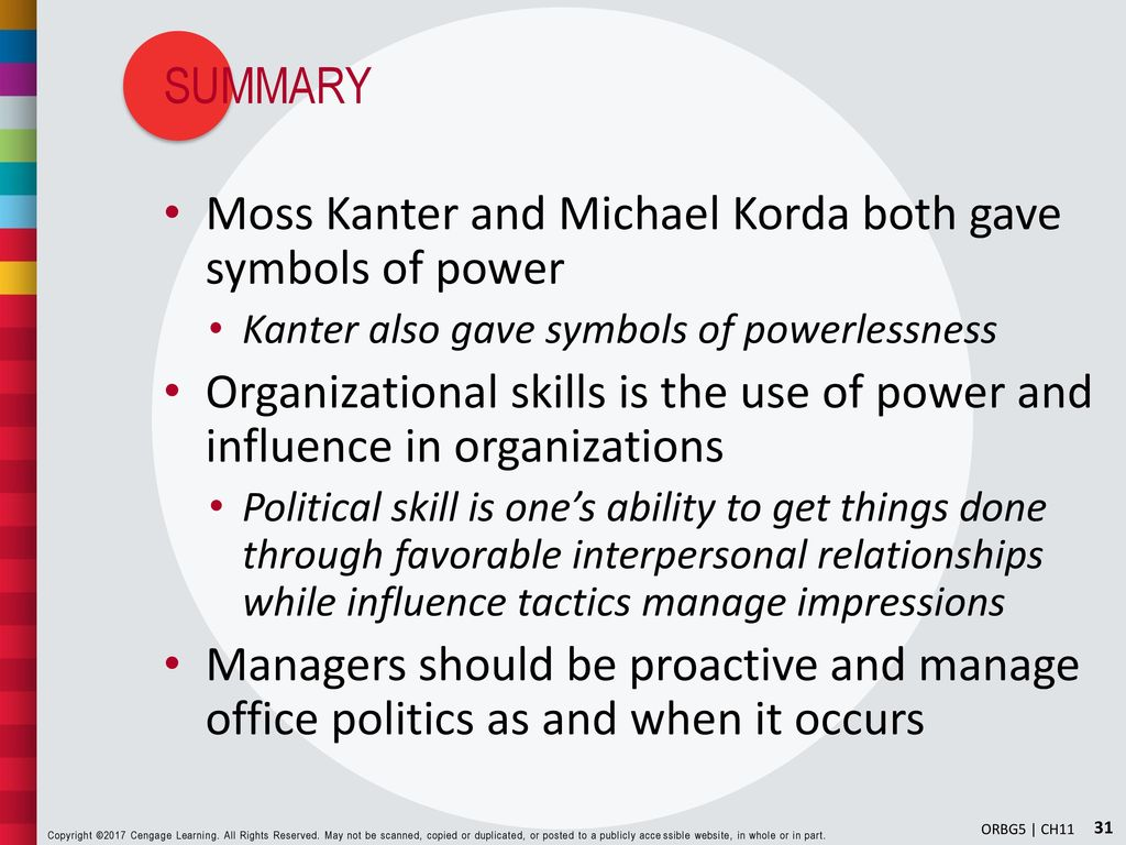 Chapter 11 Power And Political Behavior Ppt Download