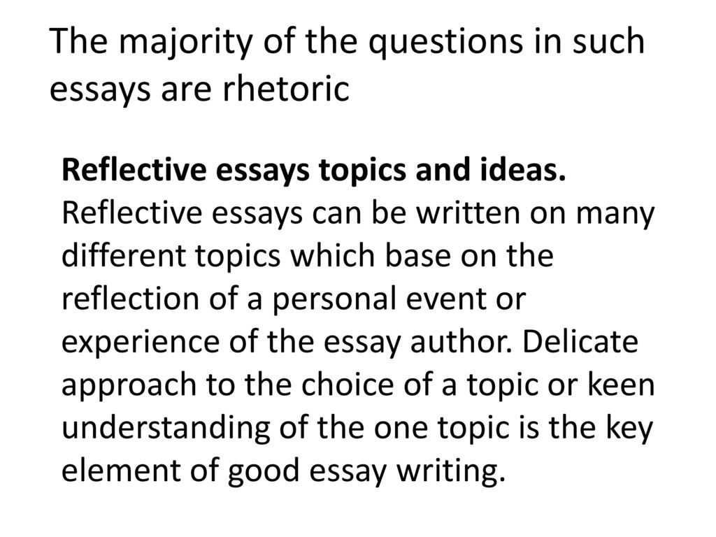High School Essay Example The Majority Of The Questions In Such Essays Are Rhetoric Write My Essay Paper also Essay On Religion And Science Reflective Essay  Ppt Download Thesis In An Essay
