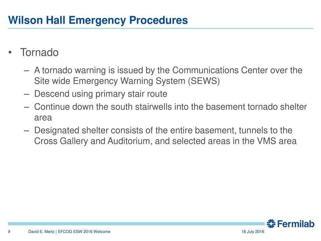efcog electrical safety workshop ppt download rh slideplayer com Inside a Tornado Shelters tornado shelter no basement
