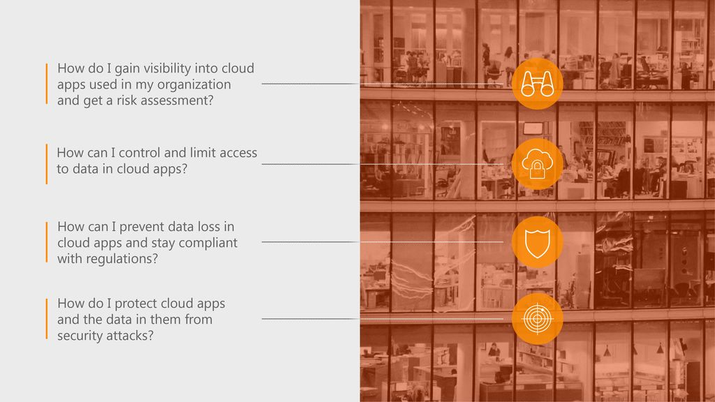 Microsoft Cloud App Security - ppt download