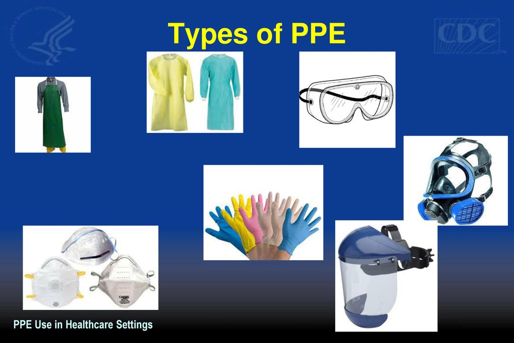 Personal Protective Equipment Definition - ppt download
