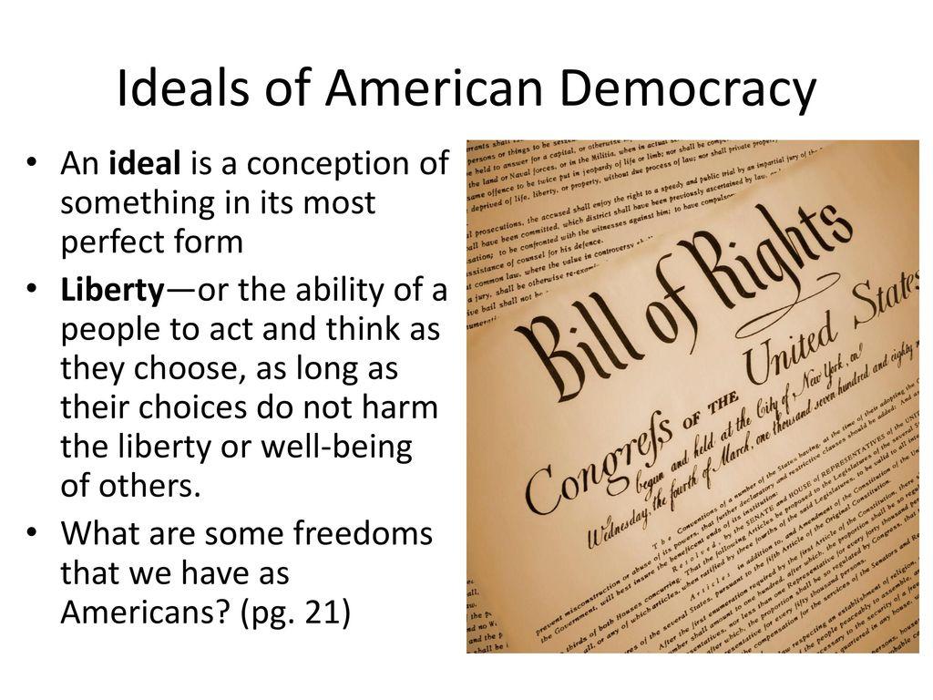 American Democracy 2
