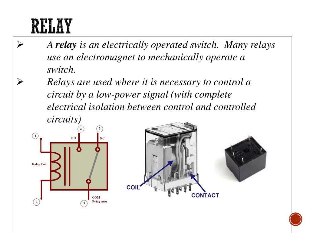 Color Coding Of Resister Ppt Download Drive Scr Flash Circuit Diagram Powersupplycircuit 17 Relay