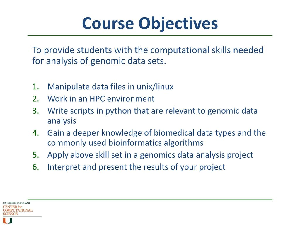Biomedical Data Science - ppt download