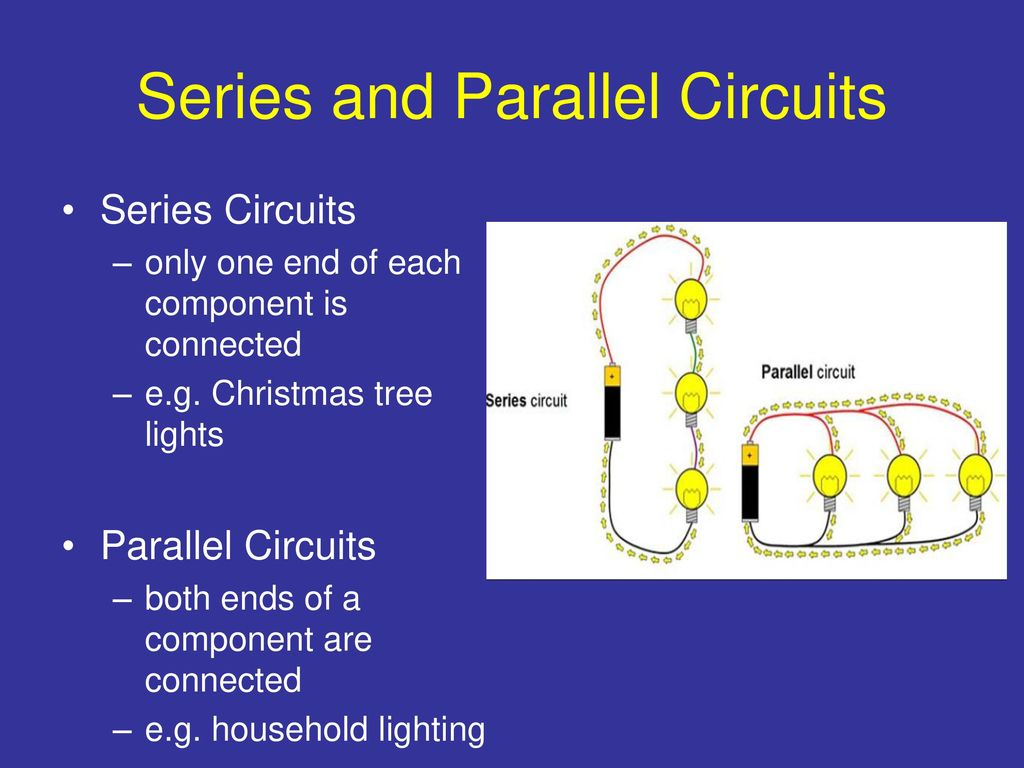 Electrical Circuits All You Need To Be An Inventor Is A Good Circuit In Parallel And Series