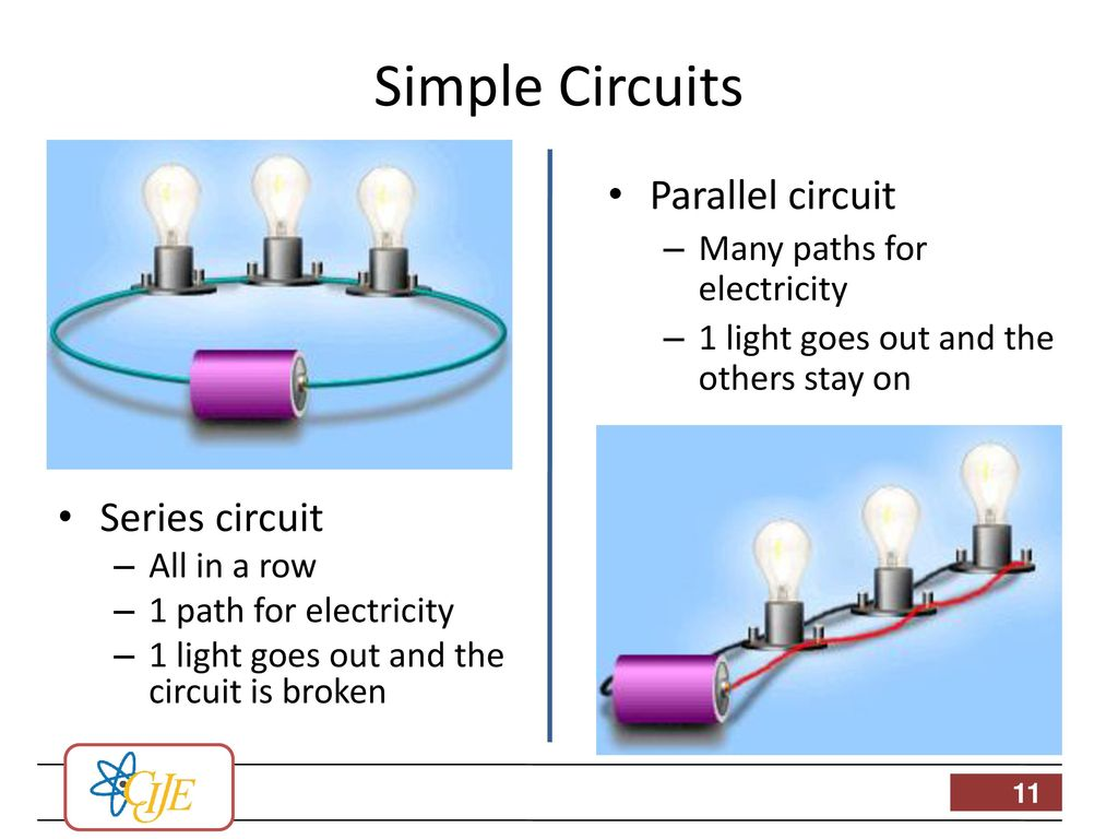 Electrical Circuits All You Need To Be An Inventor Is A Good Series Parallel Simple Circuit