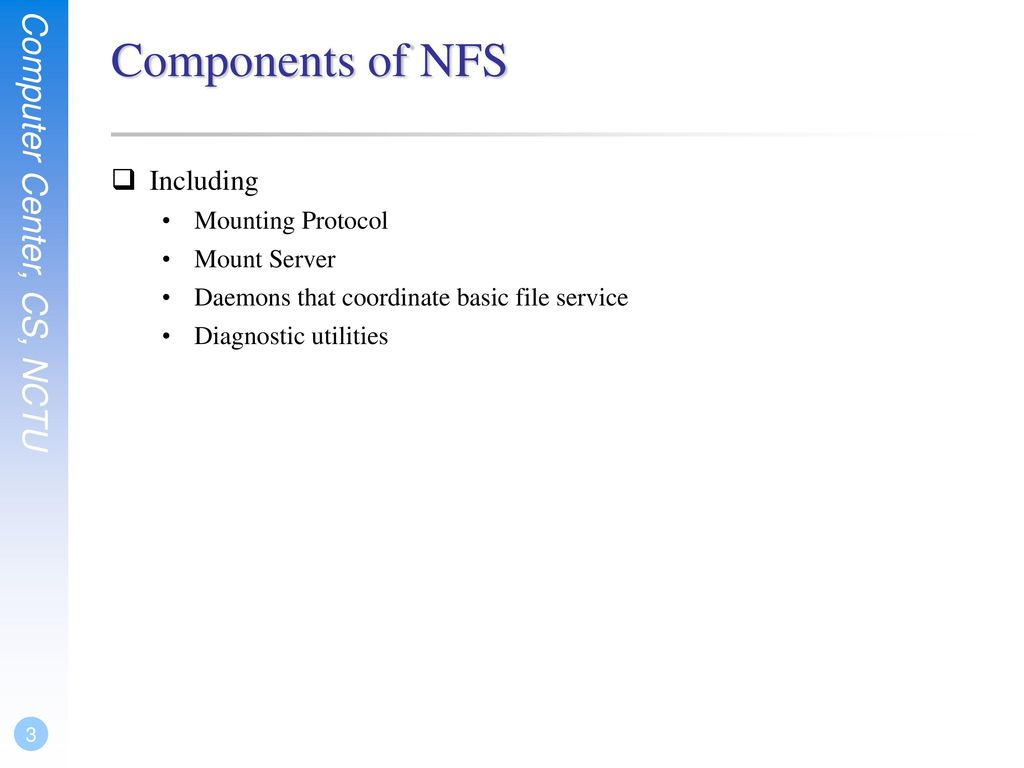 The Network File System - ppt download