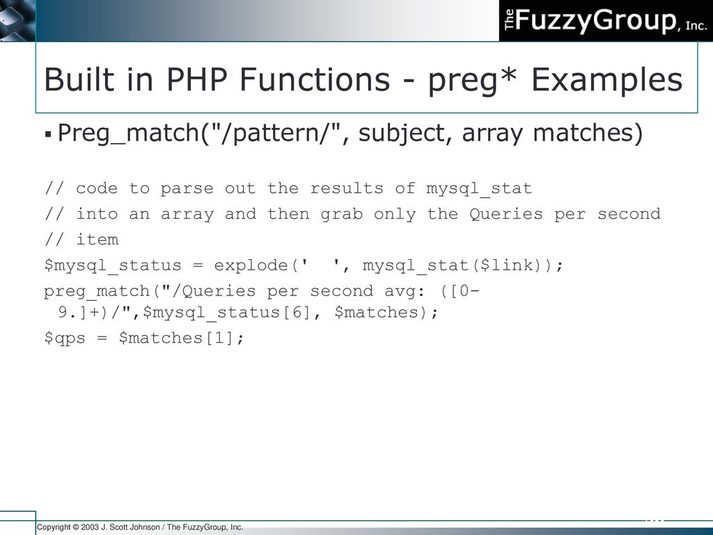 PHP: regular expressions, function preg match all