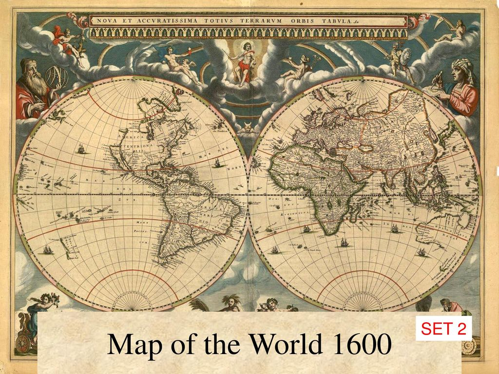 Geography & Six Blind Men from India - ppt download