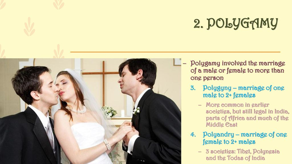 polyandry marriage in america