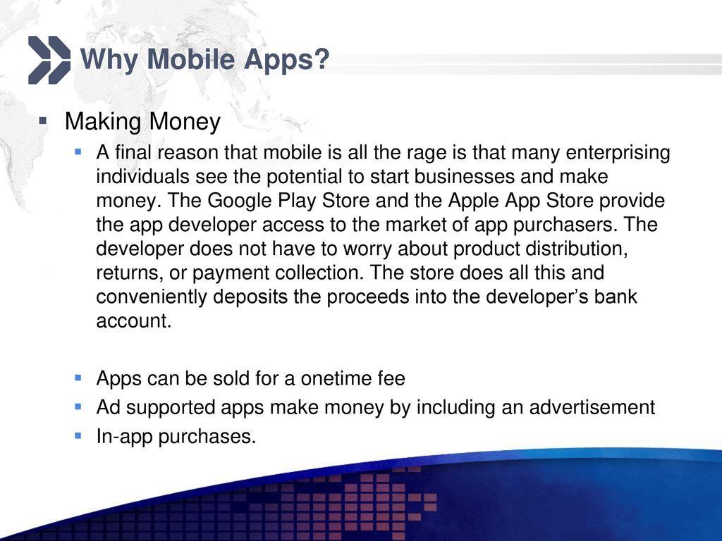 Mobile Application Development - ppt download
