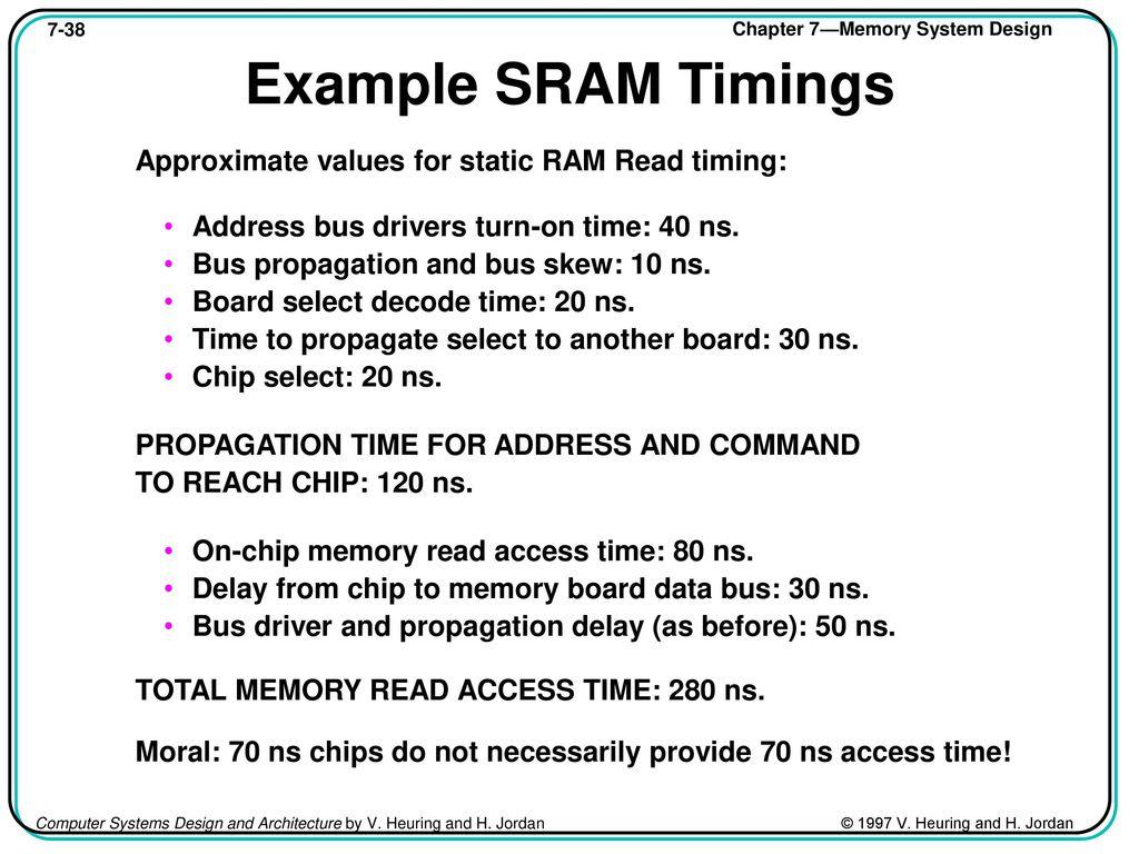 Chapter 7: Memory System Design - ppt download