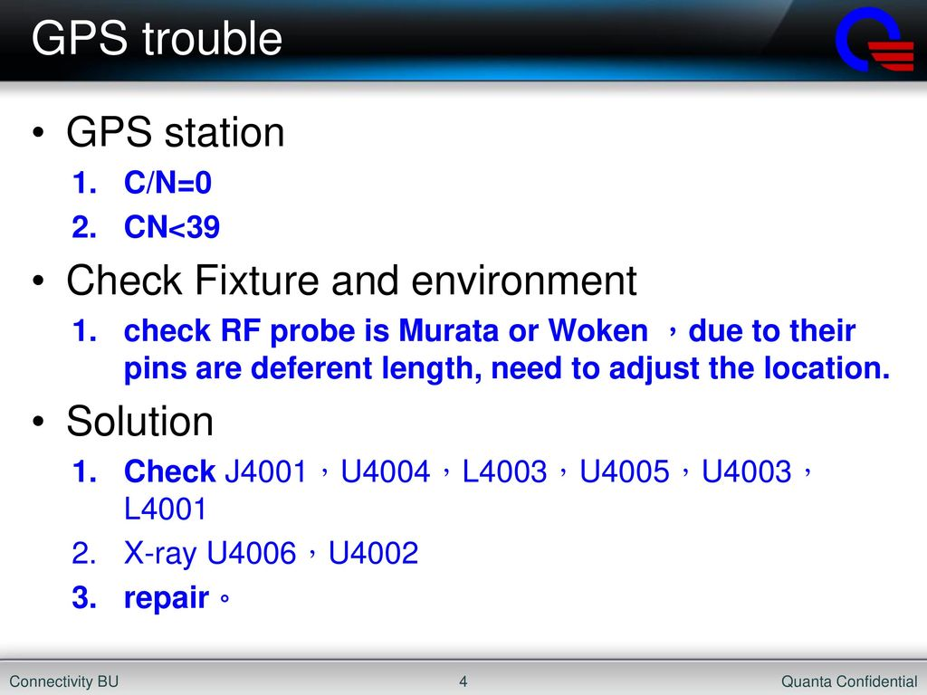 Nkf Rf Trouble Shooting Guide Ppt Download Samsung Sgh I900 Service Manual 4 Gps