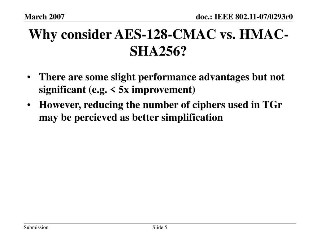 Hmac Vs Sha256
