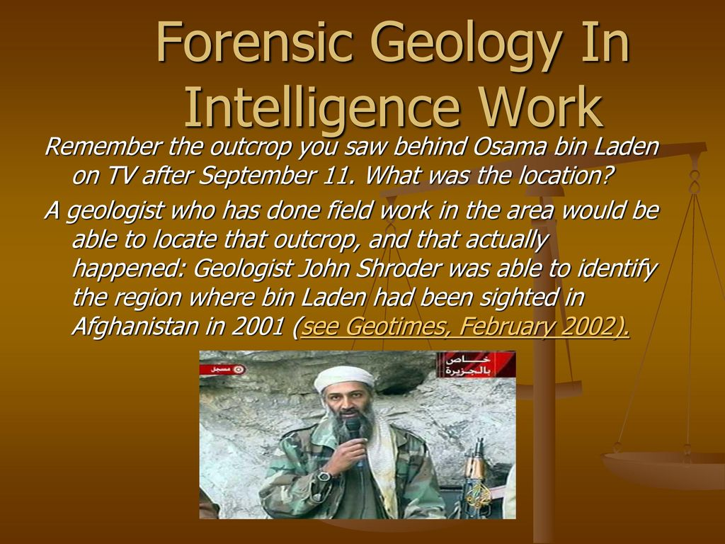 Soil And Forensic Geology Ppt Download