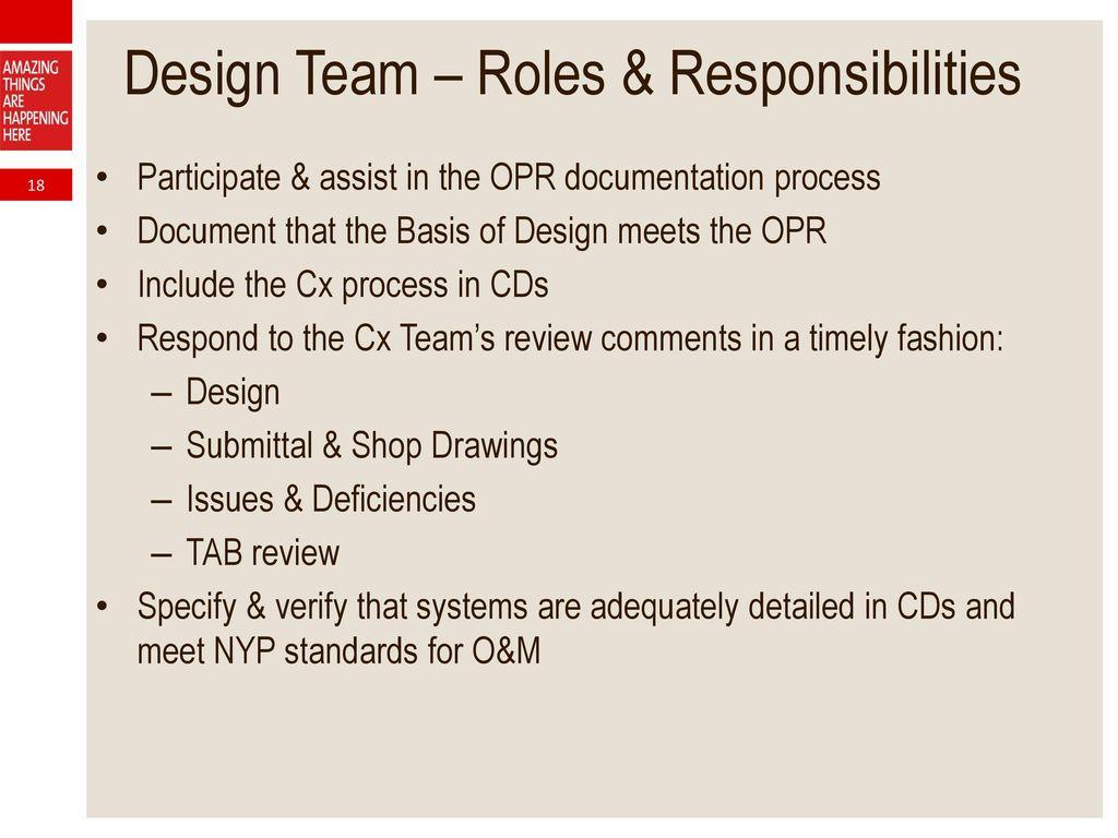 Commissioning at NYP Joseph Lorino, PE, LEED Vice President