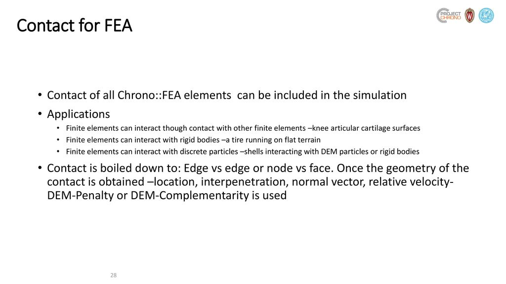 fea report guidelines Considerations for reporting finite element analysis studies in biomechanics  for reporting on fea, a few general guidelines have been recommended  report the basic protocol settings of the imaging modality used to acquire the anatomy, eg, ct, mri, oct, etc discern between macroscopic and microscopic imaging techniques.