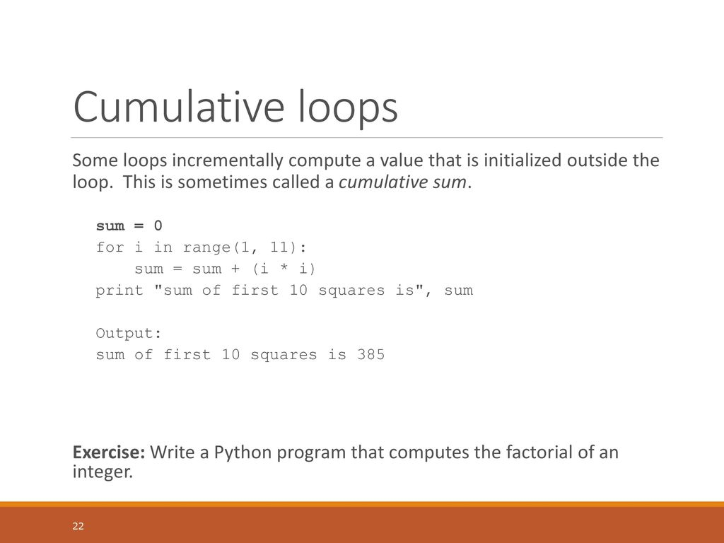 Introduction to Programming with Python - ppt download