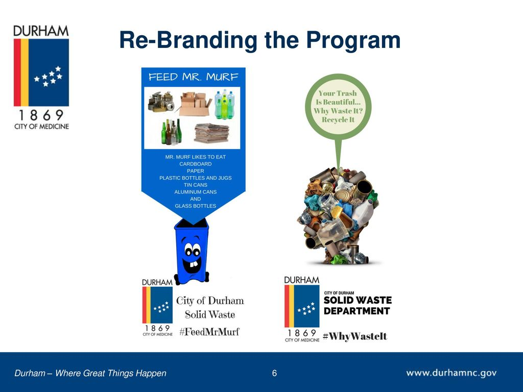 City Of Durham Solid Waste Management Ppt Download