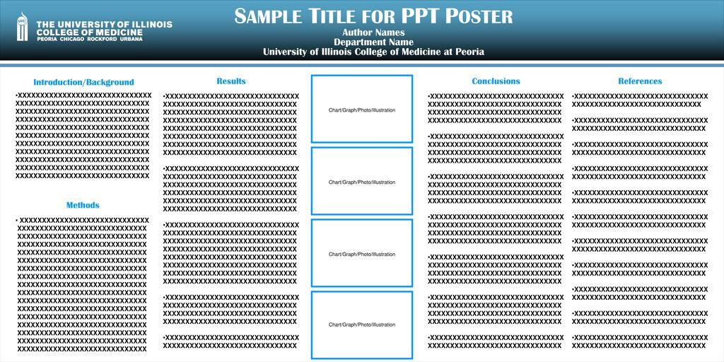 sample title for ppt poster ppt download