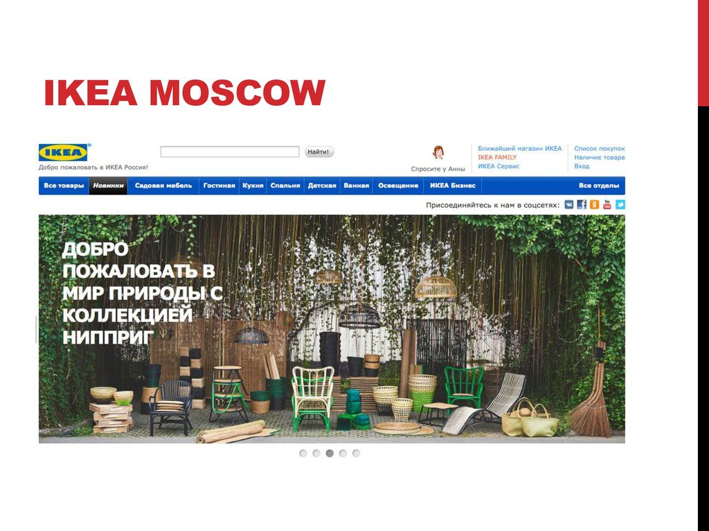 Russias Carnival Chapter 10 Ikea Or The Furniture For A Modern