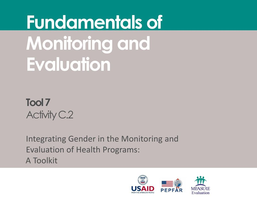 Evaluation Fundamentals >> Fundamentals Of Monitoring And Evaluation Ppt Download