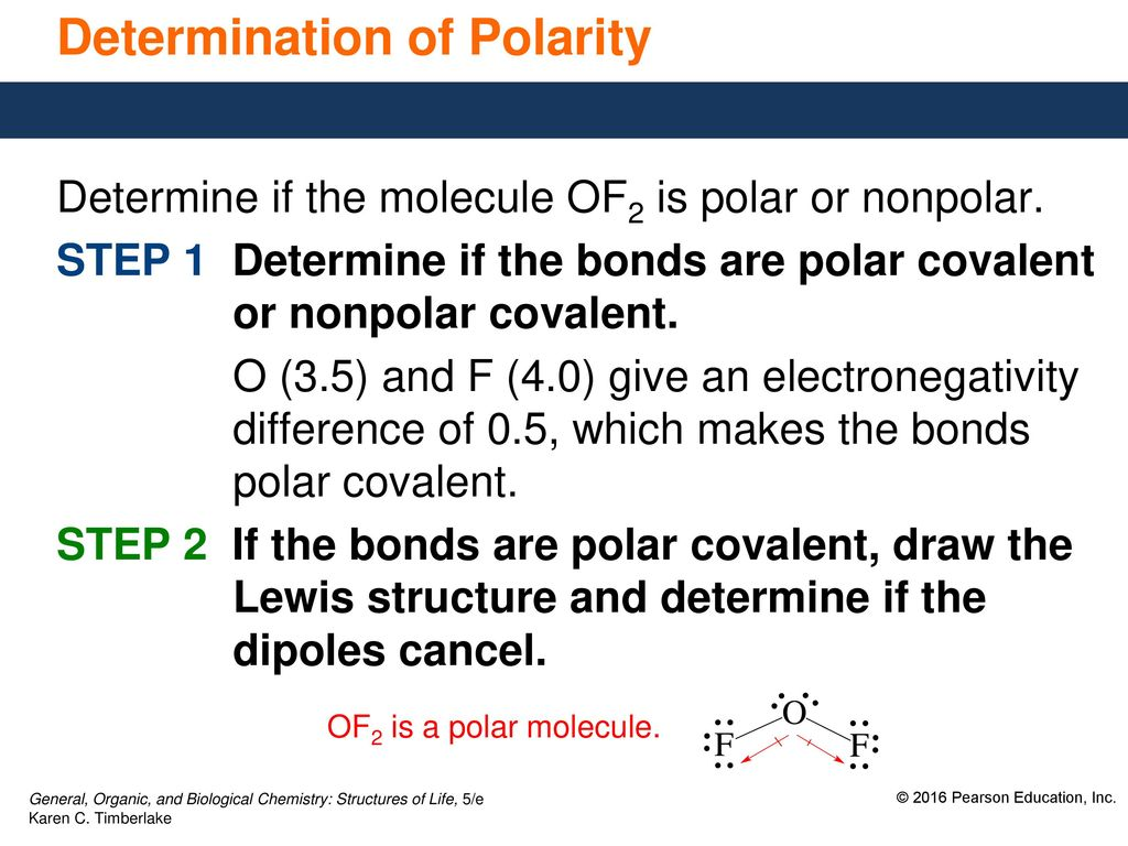 6 8 Shapes And Polarity Of Molecules Ppt Download