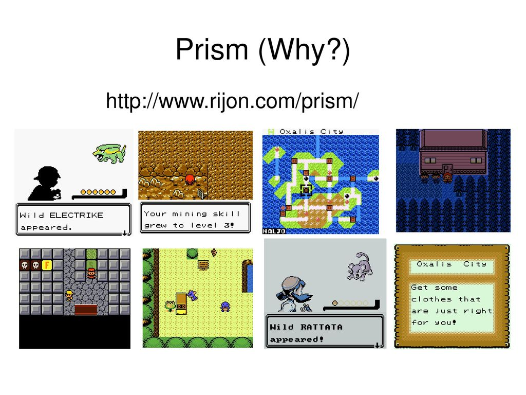 Pokémon Crystal Source Code - ppt download