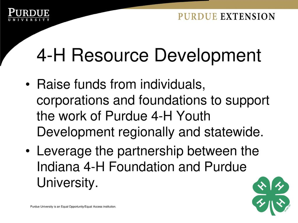 4 h resource development what can it do for me and my county ppt 2 4 h resource development toneelgroepblik Image collections