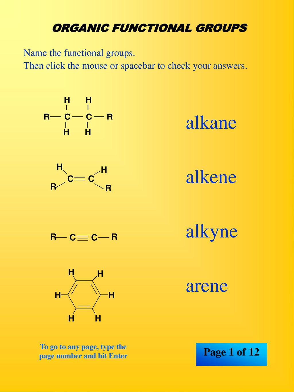 alkane to alkyne