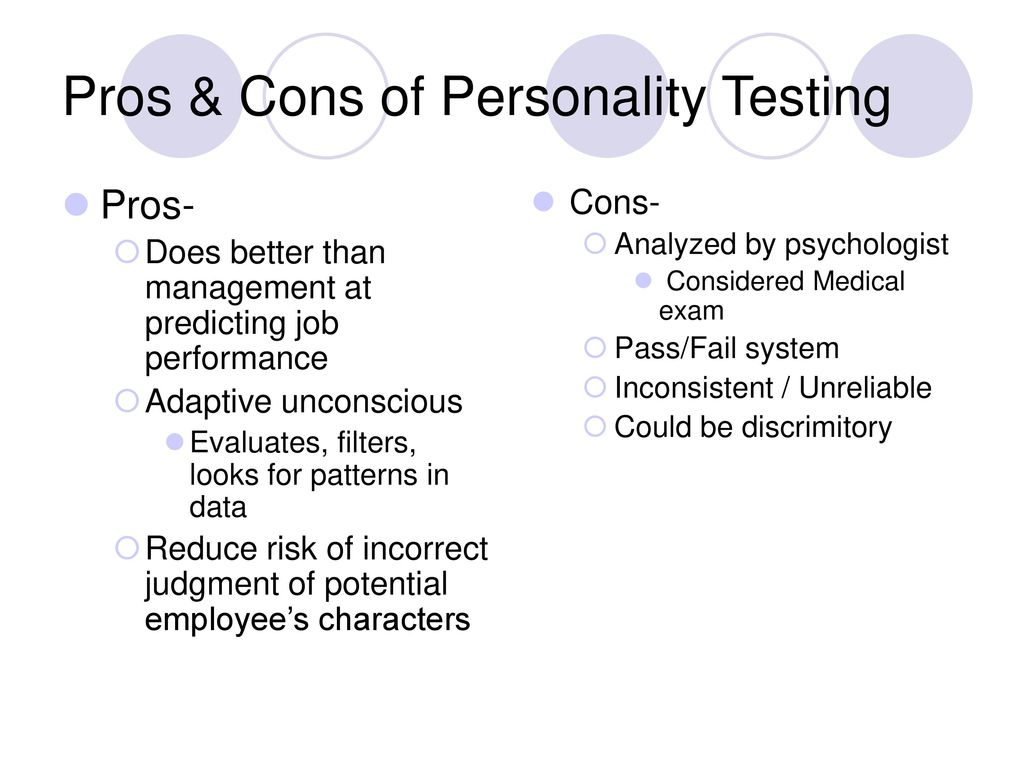 Personality Test By: Darren Aycock Eric Helms Stephen Schloss - ppt
