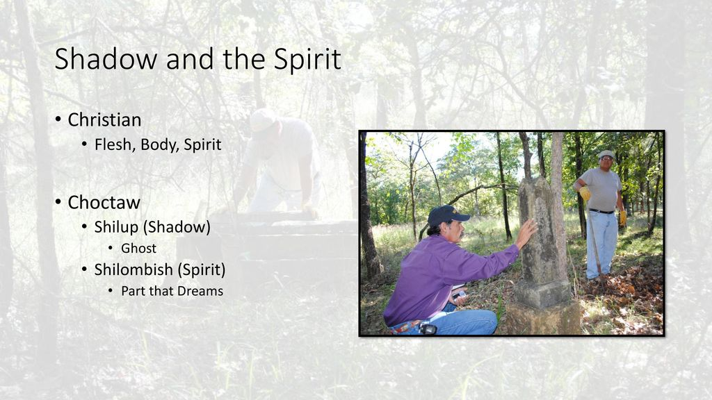 Burying our Loved Ones: Choctaw Burial Practices - ppt download