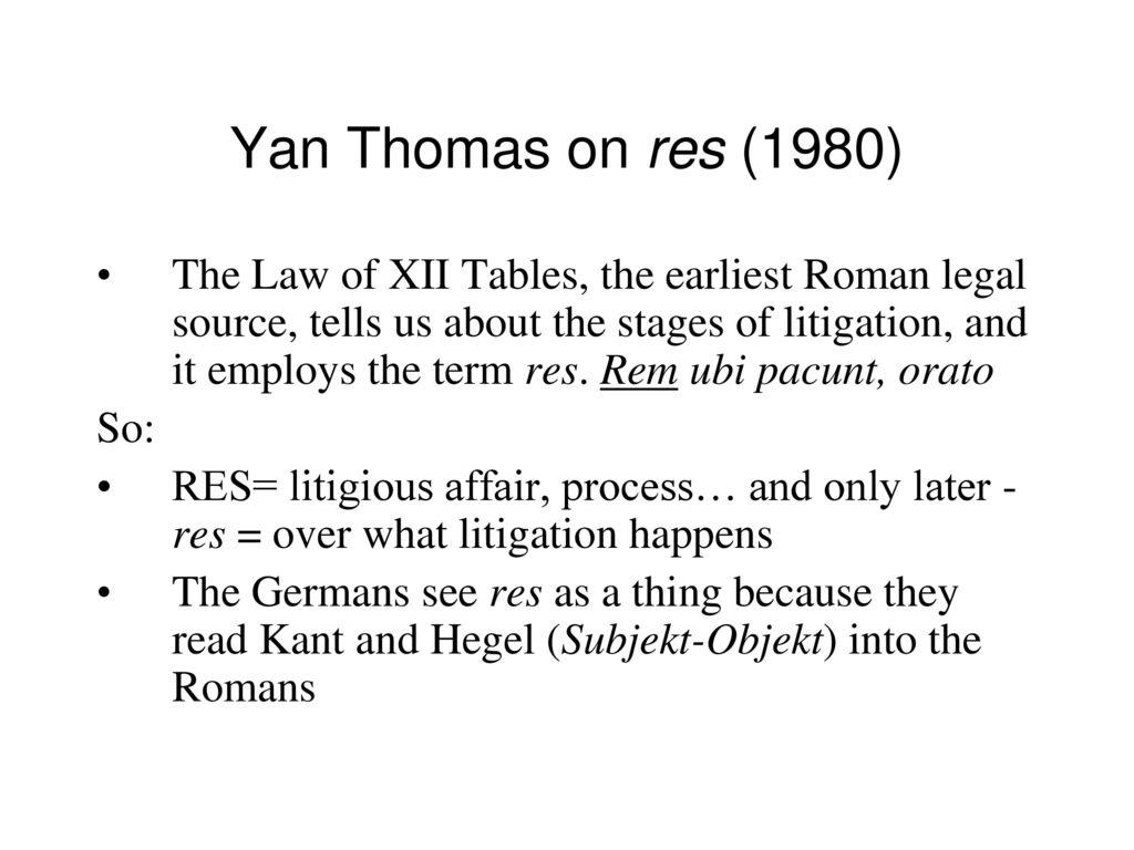 legal term in rem