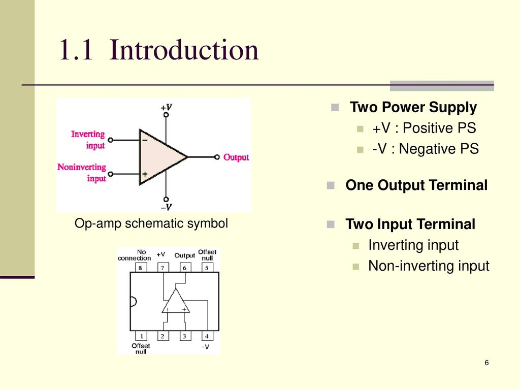 Analogue Electronic 2 Emt Ppt Download Negative To Positive Voltage Supply With Lm741 11 Introduction Two Power V Ps
