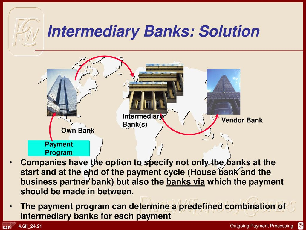 Chapter 24 Outgoing Payment Processing - ppt download